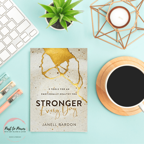 Stronger Every Day Book