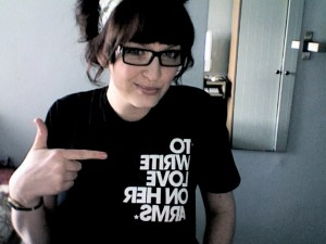 TWLOA t-shirt