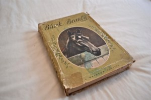 Vintage Black Beauty book