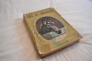 Vintage Black Beauty book