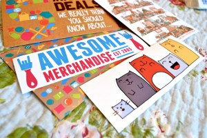 Awesome Merchandise