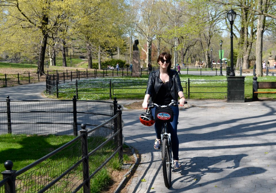 Bike hire in New York