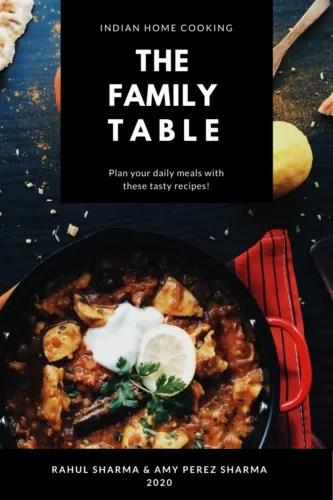 The Family Table E- Cookbook