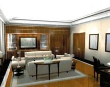 Luxury Executive Office Design