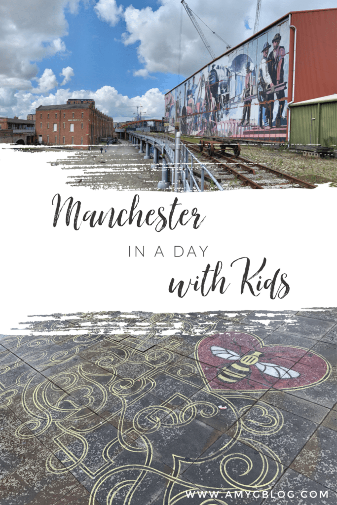 What to do with one day in Manchester with kids! There are so many things to do, places to see and parks to run around in. Don't leave Manchester off your bucket list. Add in a day trip to see what this city has to offer!