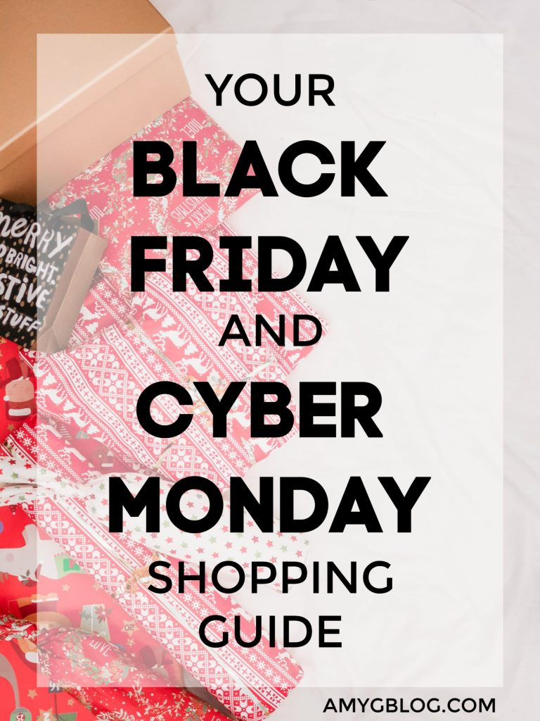 Your one stop shop for Black Friday and Cyber Monday deals! Keep checking back to see what deals shops are offering!