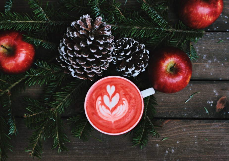 Don't forget about liquid calories this holidays season. Between adult beverages and sugar laden coffees, those calories add up!