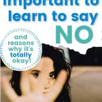 In this phase of life, I'm learning to say no and why it's okay. Being a yes person isn't always good. Sometimes you have to say no, for you. Take charge and learn why and how to get this done.