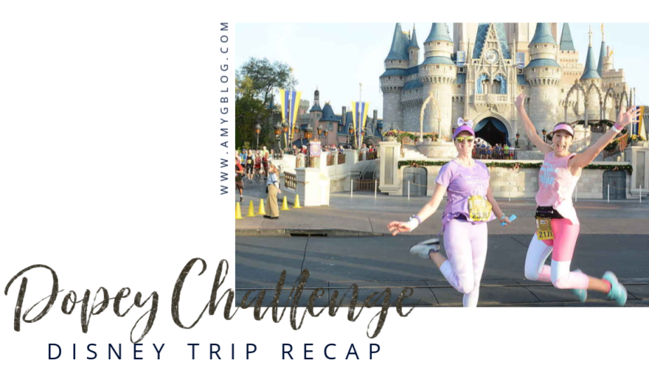 Dopey Disney Trip overview! Take a peek at our adventures in running and exploring the parks as we took on the runDisney 2020 Dopey Challenge!