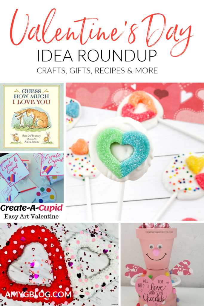 Get all of your Valentine's Day inspiration in just one place! Free printables, Valentine's card and gift ideas, crafts, recipes and more!