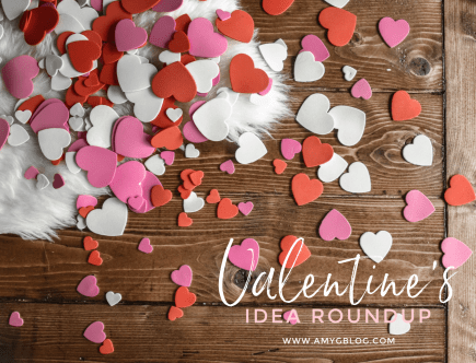 Check out this Valentine's Day idea roundup! Crafts, recipes, free printables, gift ideas and more!
