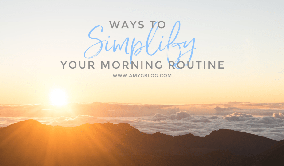 Take a look at these 8 tips to help you prepare for the next day and simplify your morning routine! There's a good chance you're not doing number 8! #morningroutine #momhacks #momlife #morninghacks #startyourday #mealprep