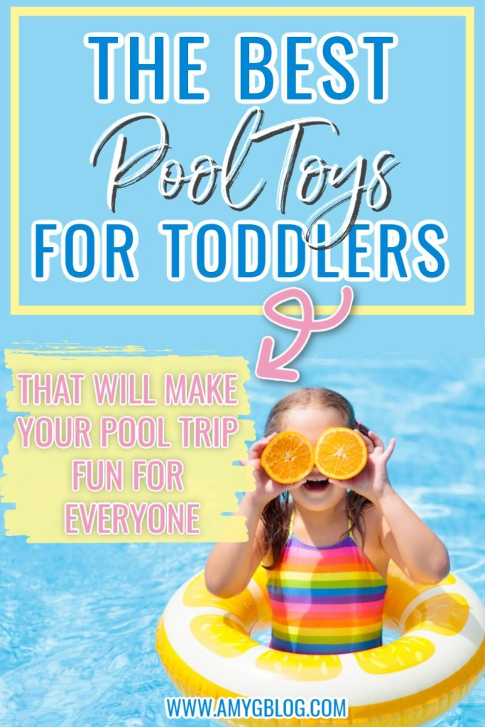 Check out this must have pool gear for babies and toddlers to ensure your trip to the pool is a success this summer! Find the best toddler pool gear for fun in the sun!