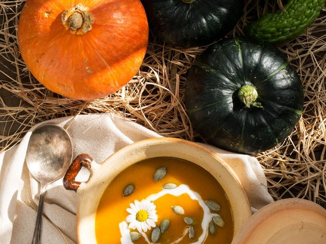Winter squash recipes for a fall recipe roundup!