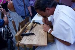 Hungarian wood carving - so fascinating