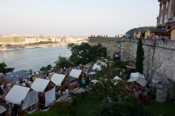 The Folk Arts Festival from Buda Castle