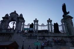 Buda Castle details