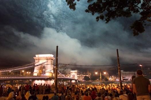 Fireworks for St. Stephen's Day.4