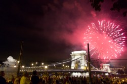 Fireworks for St. Stephen's Day.5