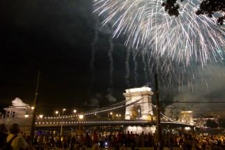 Fireworks for St. Stephen's Day.6