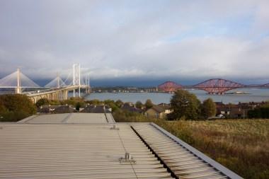 Highlands day trip - Forth Bridge