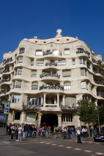Third Gaudi house of the day!