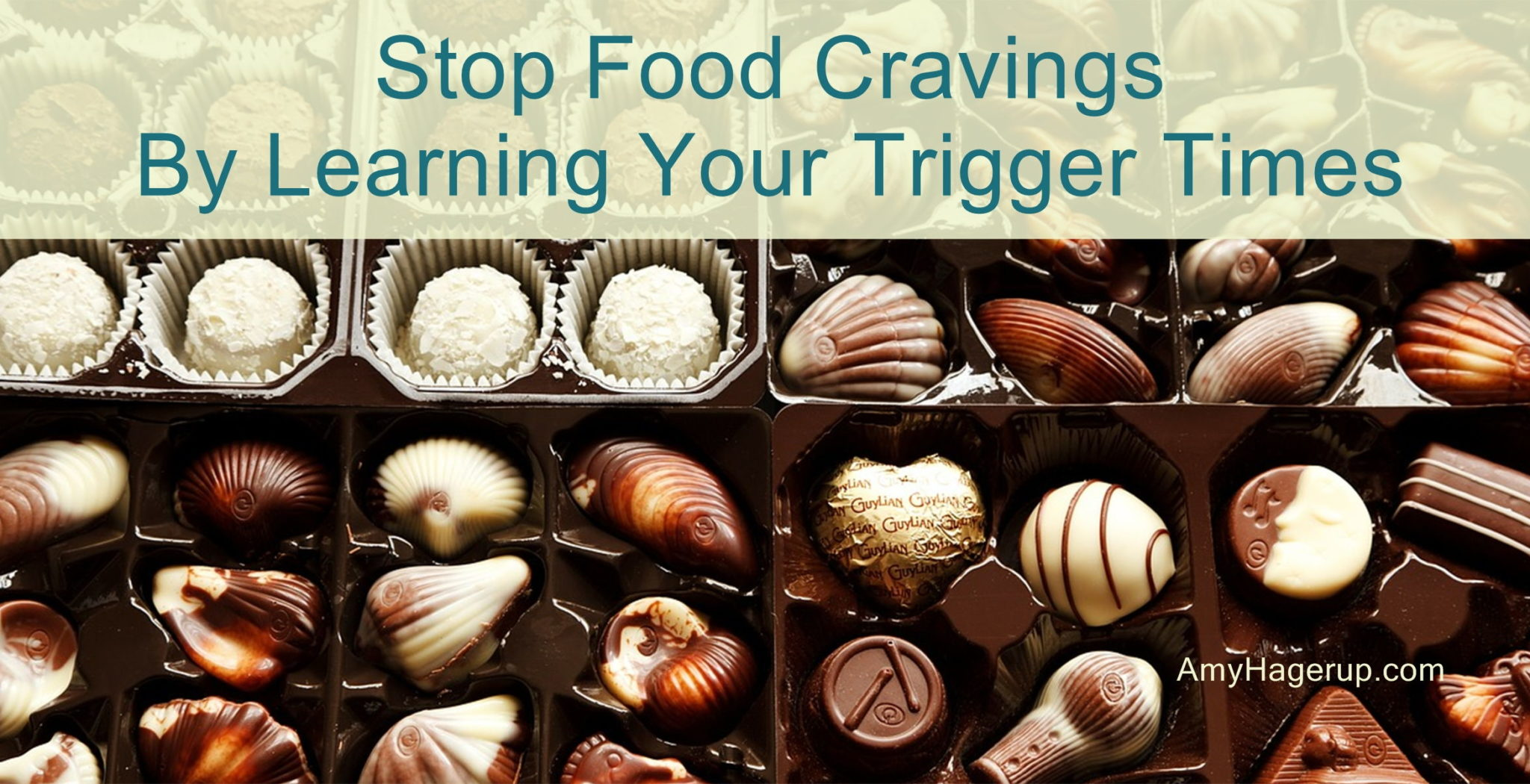 Stop Food Cravings By Learning Your Trigger Times
