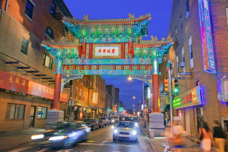 Chinatown in Philly is a must do when visiting Pennsylvania