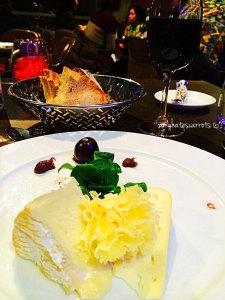 Dining at 58 Tour de Eiffel in Paris