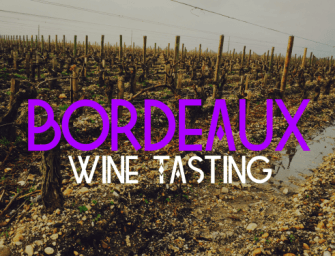 Wine Tasting In Bordeaux