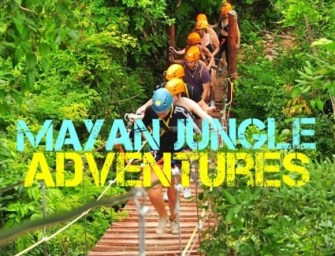 When Visiting Cancun, You Gotta Try A Mayan Jungle Adventure