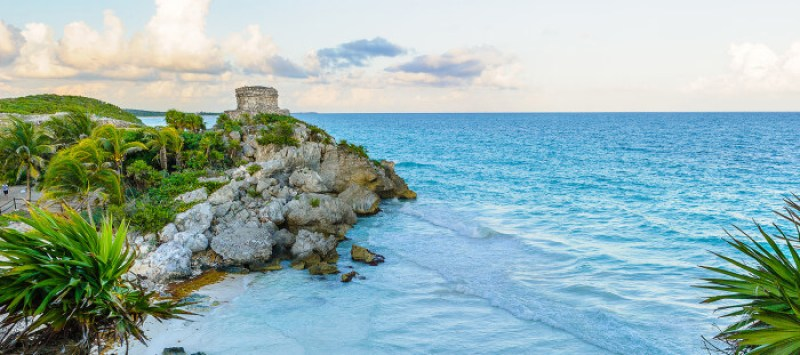 Ruins of Tulum | Courtesy of sanaratulum.com