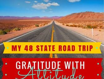 5 Things I'm Grateful For After A Solo 48 State Road Trip