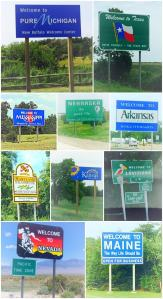 US State Signs 3