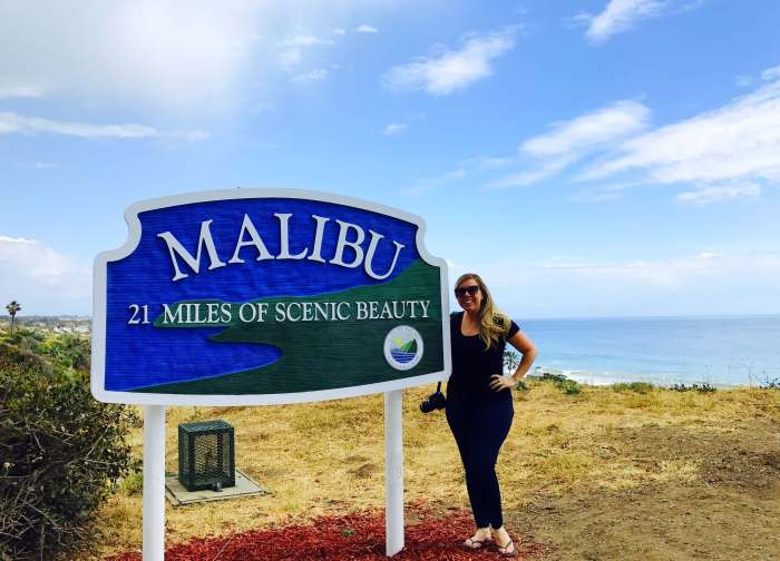 Amy Hates Carrots in Malibu - A day trip to Malibu is always a great idea! 21 miles of scenic beauty & tons of yummy eats + drinks does not disappoint! #californialovin