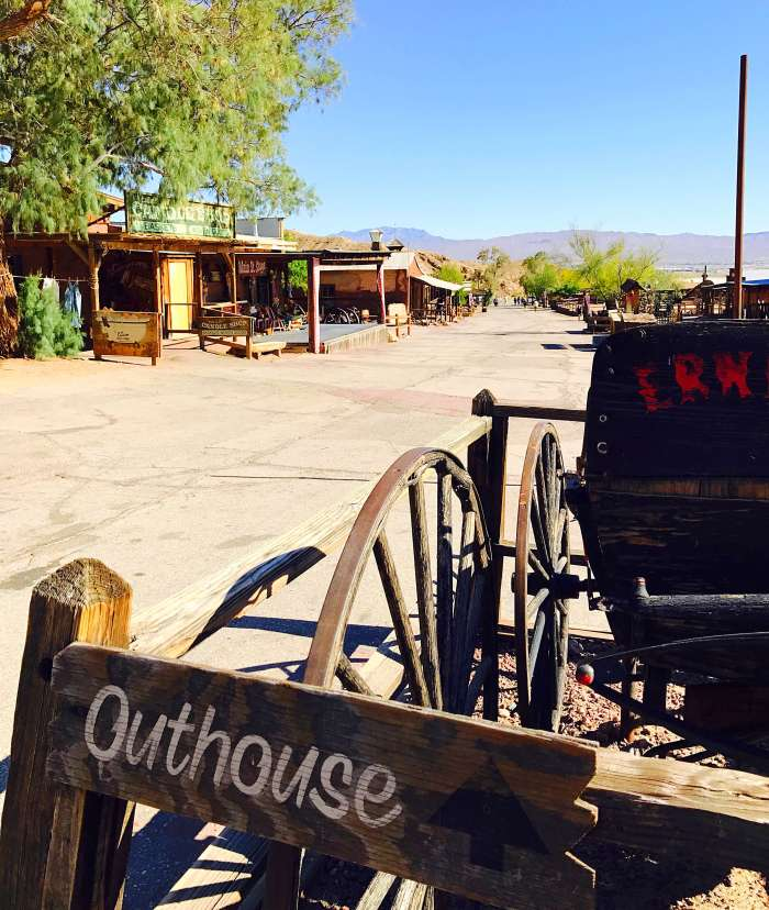 Calico Ghost Town is a must see detour on your drive to Las Vegas, look at how cute it is!! :D