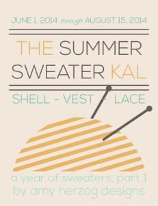 Summer Sweater KAL
