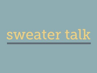 Card_Sweater_Talk
