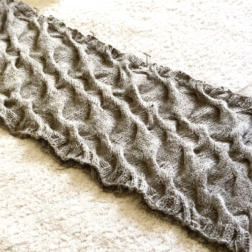 cabled-cowl