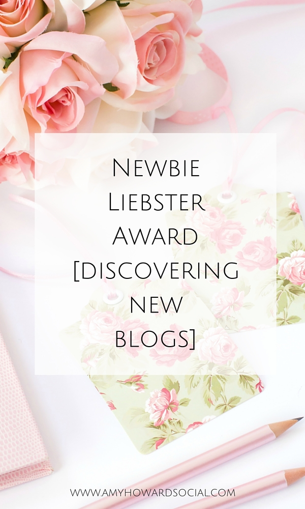 The Liebster Award serves as a way to connect new bloggers with each other and allows us to create a kind of support network. Keep reading to learn more about this award and how to be a part of discovering newbie bloggers.