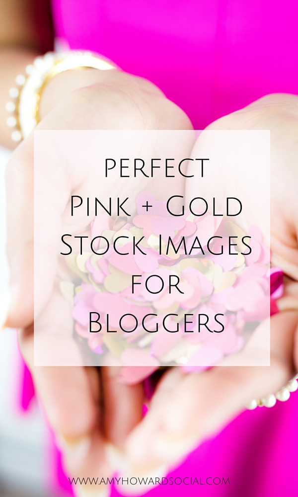 Are you searching for Pink + Gold Stock Images for Bloggers aka the working girl? Look no further, here they are from the Haute Chocolate Stock Library!