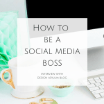How to Be a Social Media Boss