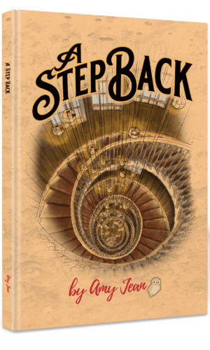 A Step Back by Amy Jean