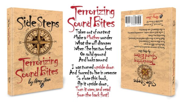 Side Steps Terrorizing Sound Bites by Amy Jean Group 1 JPG
