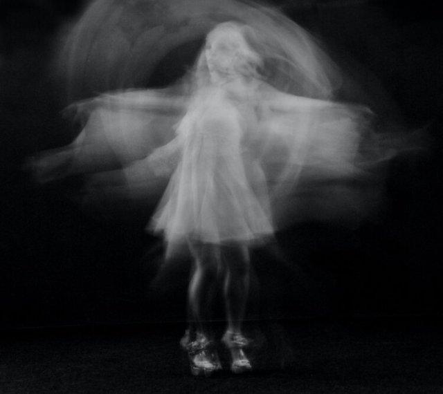 Amy Jean Blog - Loving Motion Poem - Dancing Girl image