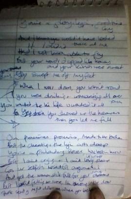 lyrics - promises, promises