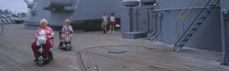 margret-and-helen-on-the-ship philpot