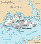 Singapore-CIA_WFB_Map