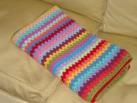FREE CROCHET PATTERN AND CHRISTENING BLANKET | Crochet ...