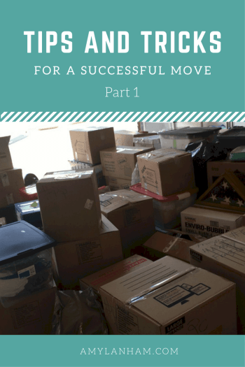 Tips and Tricks for a Successful Move